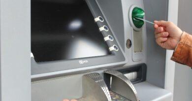 ATMで使う英語