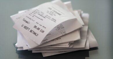 receipt 意味