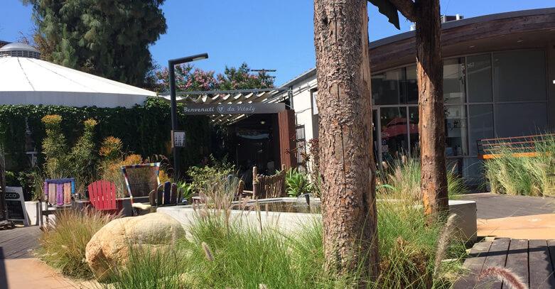 ロサンゼルス フードホール